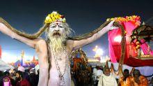 En la India, el mayor festival religioso del mundo: esperan 130 millones de personas