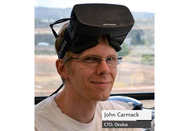 John Carmack's former employer claims he stole tech for Oculus VR when he left