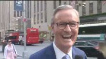 New Yorkers Have No Time For 'Fox & Friends' Host Steve Doocy