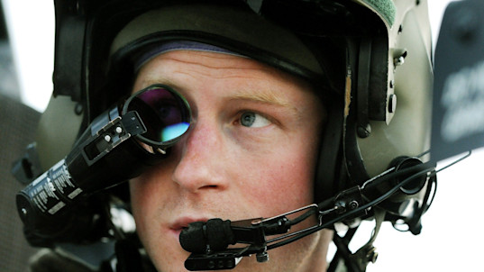 Prince Harry challenged by Singaporean Isil militant: 'Why don't you come here and fight us'