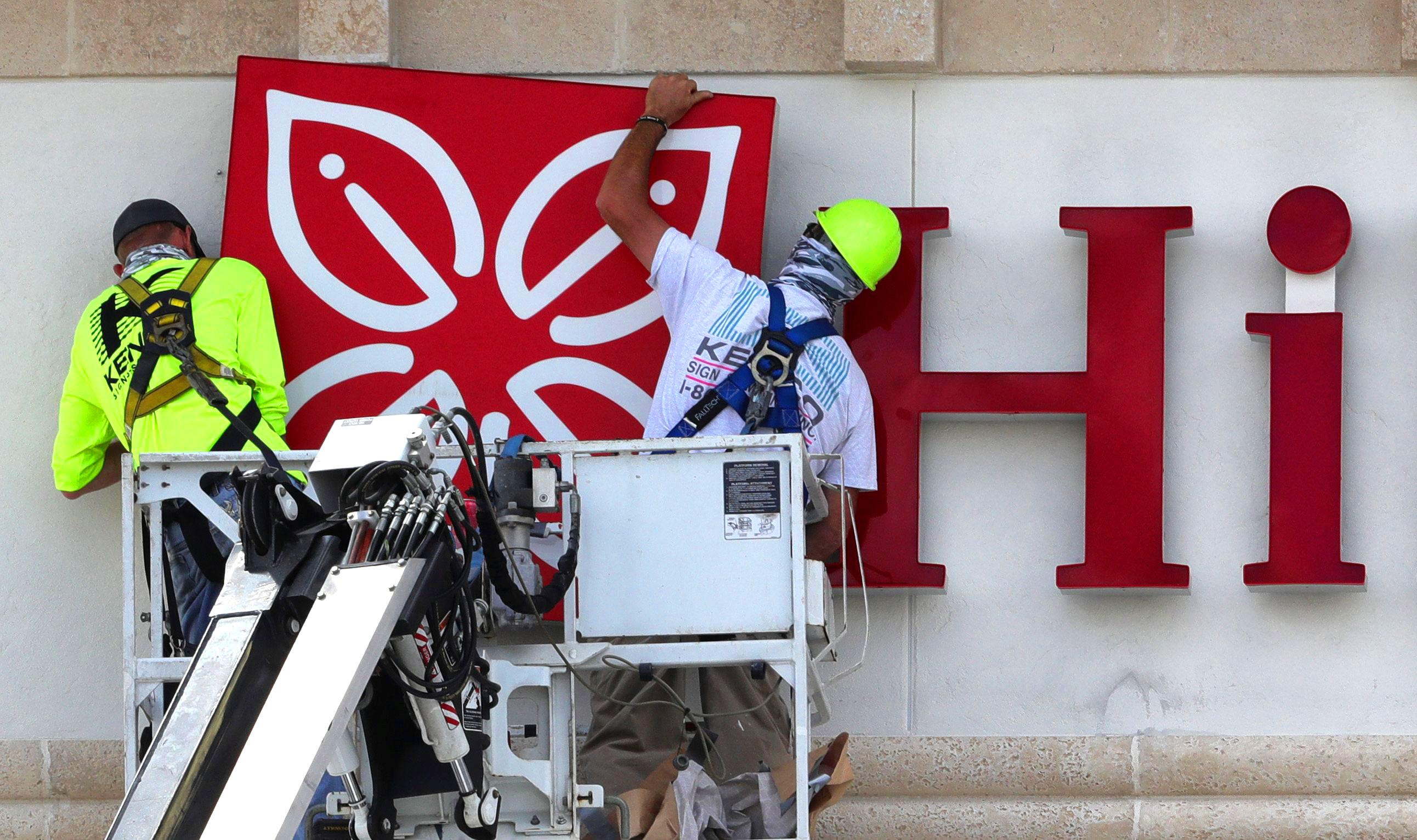 Why Hilton could be best positioned to survive the coronavirus downturn