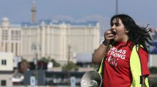 Vegas casino workers OK strike that may hobble famed resorts
