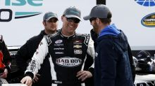 Harvick unsure 'anybody in the garage' agreed with Junior's assessment of driver market