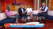 Smokers costing the economy $388 billion