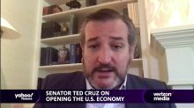 Ted Cruz: 'We are going to see human lives lost' if coronavirus shutdowns last for months