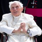 Ex Pope Benedict's condition 'not particularly worrying': Vatican