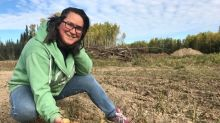 Hay River family declares a spud-tacular 1st harvest