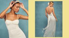 【歐美復古風新娘】網紅 模特 王室愛穿的時尚品牌Reformation也有推出婚紗系列!