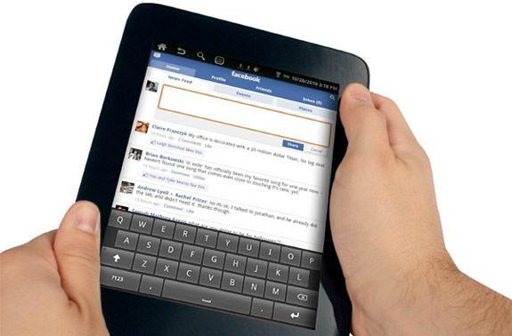 Velocity Micro's 7-inch Cruz T301 Android 2.0 tablet surfaces on Amazon, shipping now for $250