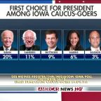 Des Moines Register-CNN poll shows Elizabeth Warren leading the Democratic primary field