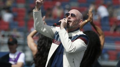 Music to his ears: Pitbull has stake in team