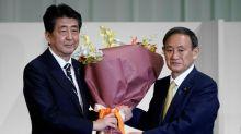 Bisheriger Kabinettschef wird neuer Vorsitzender von Japans Regierungspartei