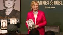 """Hillary Clinton launches """"Hard Choices"""" book tour in New York City"""