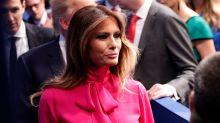 Los atuendos más caros de Melania Trump como primera dama