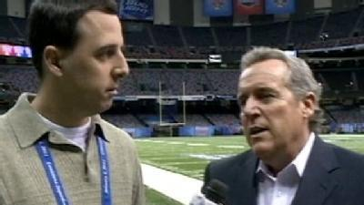 Web Exclusive: ESPN's Brad Nessler Previews BCS Sugar Bowl