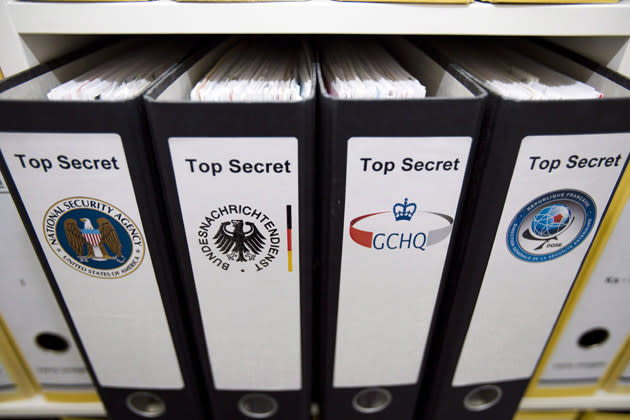 An avalanche of new Snowden documents will go online next week