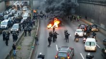 'Black Tuesday' as France grapples with taxi, aviation strikes