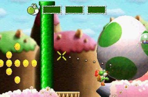 Report: Yoshi's New Island 3DS XL bundle planned for March 14