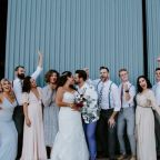 Long Island community rallies behind couple whose wedding was disrupted by Hurricane Florence