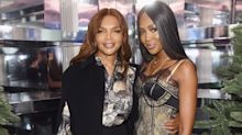 'I thought she was your sister': Fans can't get over Naomi Campbell and her lookalike mother