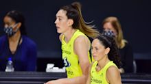 Storm win fourth WNBA championship; Breanna Stewart named Finals MVP after Achilles tear