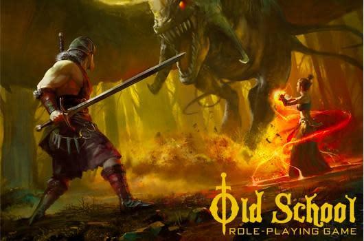 'Old-School RPG' Kickstarter created by industry vets Brathwaite, Hall