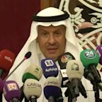 Saudi Arabia says the oil facility hit by drones and missiles will be fully functional again in 12 days
