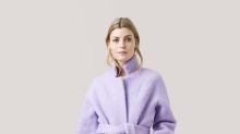 El lila es el color de la primavera y la prueba se encuentra en el 'total look' de Jourdan Dunn