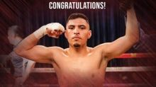 ADDING MULTIMEDIA Undefeated Boxer Andres Cortes Extends Record to 12-0 With the Help of Diamond CBD