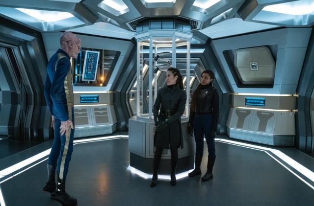 What's on TV this week: 'Star Trek: Discovery' season finale
