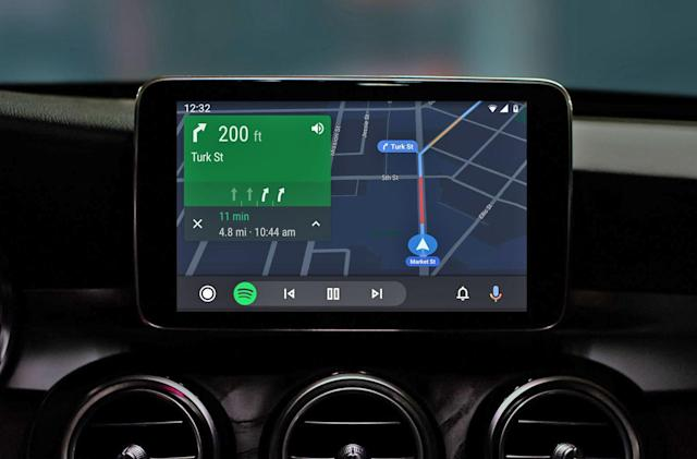 Android Auto redesign helps you focus on the road