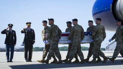 Medical procedure may have led to soldier's death