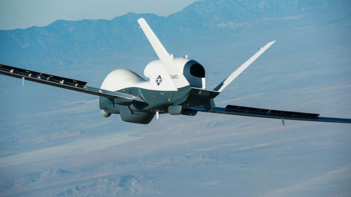 Iran shot down American drone, U.S. official confirms