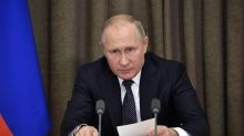 Russia is about to give Vladimir Putin the power to launch nuclear strikes first