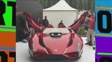 Floyd Mayweather buys super-exclusive Kode57 supercar