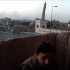 Video Shows Iraqi Forces Closing In on al-Nuri Mosque Before Its Destruction