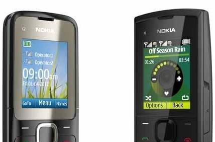 Nokia's promised dual-SIM handsets arrive, look strangely familiar