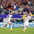 Dempsey makes history as United States beats Costa Rica in Gold Cup semi