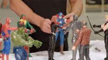 Chris Hemsworth sigue dolido: míralo destruyendo figuritas de acción de sus compañeros