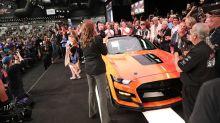 El primer Ford Mustang Shelby GT500, subastado por un millón de euros