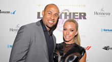 Kendra Wilkinson is 'having a hard time right now' as she tweets about wanting 'some d***'