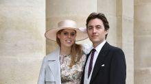 Princess Beatrice's wedding ring breaks royal tradition