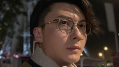 Vincent Wong talks about challenges of doing comedy