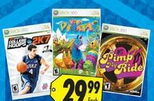 What a deal! Viva Pinata and more only $29.99