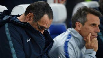 Chelsea vs Slavia Prague: Maurizio Sarri on the 'big problem' he has to fix after Europa League clash