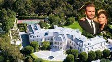 ¿El nuevo 'Beckingham Palace'? David y Victoria se encaprichan de una mansión de… ¡200 millones de dólares!