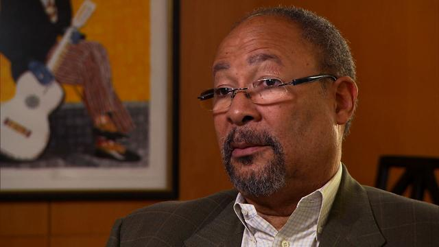 Richard Parsons and his new NBA position