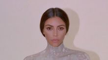 Kim Kardashian unveils fragrance bottle inspired by her body