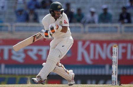 Cricket - India v Australia - Third Test cricket match - Jharkhand State Cricket Association Stadium, Ranchi