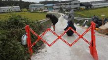 South Korea says 2 farms tested negative for swine fever